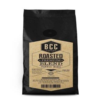 Harga BCC Roasted Premium Blend Coffee Bean 500gm + FREE 1 pack of Drip Coffee