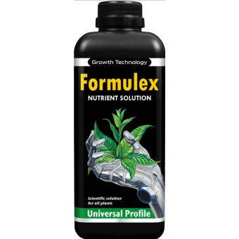Harga Growth Technology Formulex Universal Profile Nutrient Solution (1Litre) (Hydroponic Nutrient/Hydroponic Fertilizer/Hydroponic Solution)