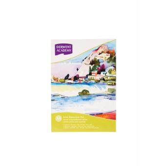 Harga DERWENT Academy Watercolour Pad A4 Portrait 12 Sheets