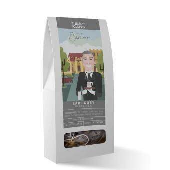 Harga THE BUTLER - Earl Grey Tea by The Tea & The Gang