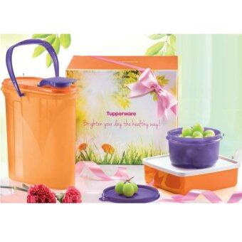 Harga Tupperware Beverage Buddy Sunshine Set