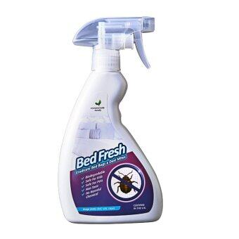Harga Bed Fresh 500ml (Biodegradable & Non-toxic Bed Bug & Dust Mite Eradicator)