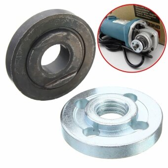 Harga Pair of Electrical Angle Grinder Fitting Inner Outer Flange Nuts for Makita 9523