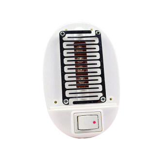 Harga Vinmax 200V Electric Socket Mini LED Mosquito Repellent Fly Bug Insect Trap Zapper Killer Night Lamp