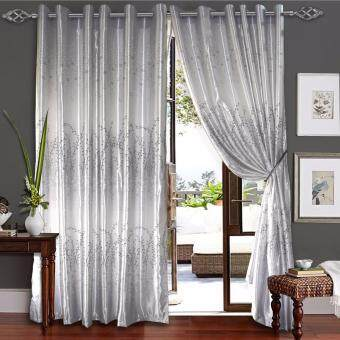 Harga 1 Piece : Essina 100% Blackout Eyelet Curtain 200cm x 260cm - FANTASY