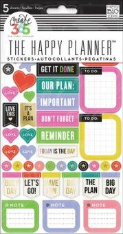 Harga Create 365 Happy Planner Stickers - Everyday Reminders