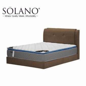 Harga Solano Direct Factory Most View & Comteporary Design Queen Bed Frame