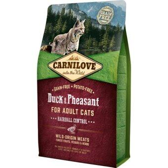 Harga Brit Carnilove Cat Adult Duck & Pheasant Grain-Free (2KG)