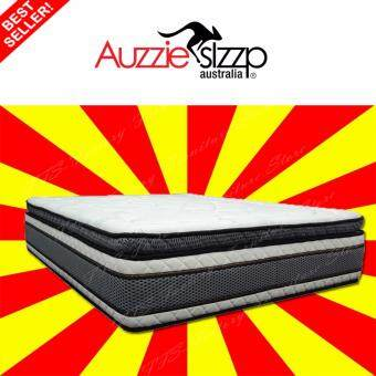 Harga Aussie Sleep Pocketed Spring Queen Mattress 13 inch