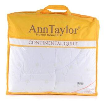 Harga Ann Taylor Continental Quilt-Single
