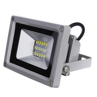 Harga 20W IP65 HIGH Power LED Flood Wash Light Garden Outdoor Lamp 18Leds Floodlight Pure White