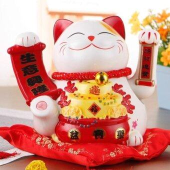 "Harga Prosperity Lucky Fortune Cat 10"" (RP-Hand Waving)"