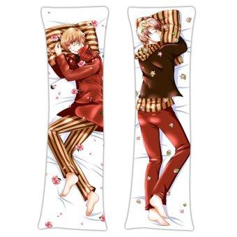 Harga ADP New Hetalia Japanese Anime Dakimakura Hugging Body Pillow Case ADP69005