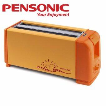 Harga Pensonic 4 Slices Pop Up Bread Toaster AK-4 (Orange)