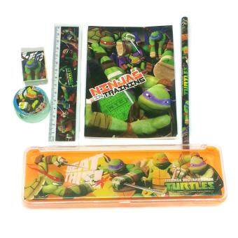 Harga NINJA TURTLES OPP STATIONERY SET