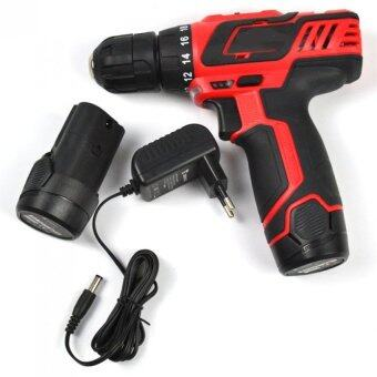 Harga Hong Cordless Drill with Two-Batteries