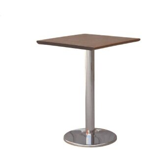 Harga SQUARE CAFE TABLE DT 733 BROWN