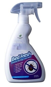 Harga Bed Fresh 500ml (Eradicate Bed Bugs & Dust Mites)