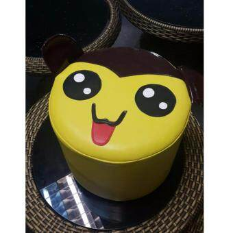Harga LAVIN FS06 CARTOON STOOL MONKEY