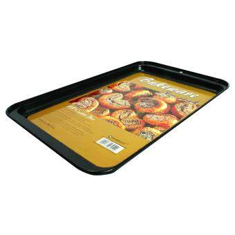 Harga BAKECRAFT Baking Tray Non-Stick - 14 inch