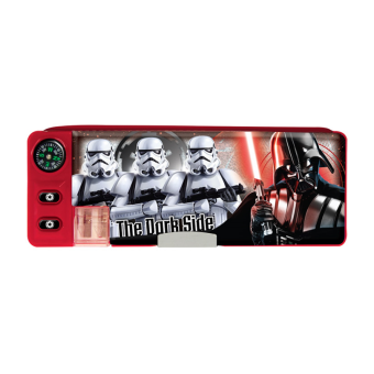 Harga Disney Star Wars Rogue One Magnetic Pencil Case - Red Colour