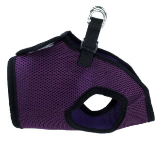Harga Breathable Mesh Chest Strap Harness XS Purple