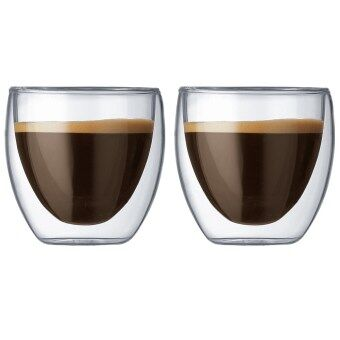 Harga Double Walled Expresso Cup