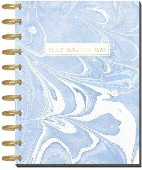 Harga 2017-2018 BIG Happy Planner - Modern Marble