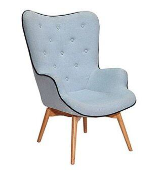 Harga Grant Featherson Contour Lounge Chair (Light Blue)