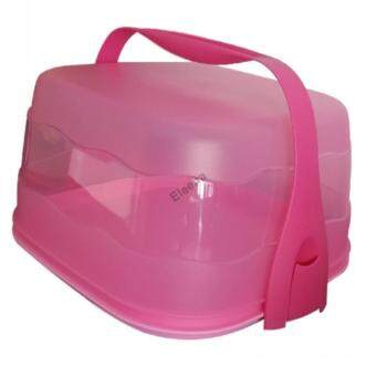 Harga Tupperware Fresh & Fancy Cake Carrier 6L
