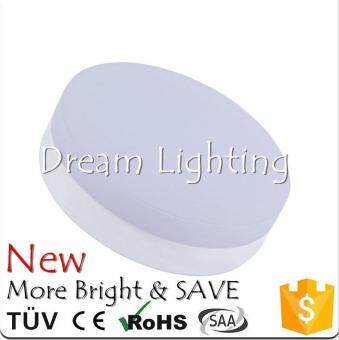 Harga 25W Round Surface Downlight Mounted LED Panel Light Dream Lighting Daylight 6500K