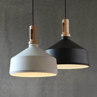 Harga Matt Cone Scandinavian pendant light, Design B