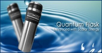 Harga Quantum Flask with Scalar Energy