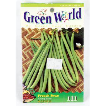 Harga Green World French Beans (10 Grams)