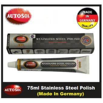 Harga 75ml AUTOSOL Stainless Steel Polish (Specialist for Chrome & S/steel)