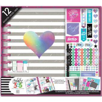 Harga Create 365 Planner Box Kit/The Happy Planner - Rainbow Foil