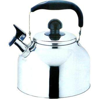 Harga HOMEPLUS LOCAL STAINLESS STEEL WHISTLING KETTLE 4.7 LITER