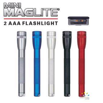 Harga MAGLITE Mini 2-Cell AAA Incandescent Flashlight (Presentation Gift Box) (Made in USA)