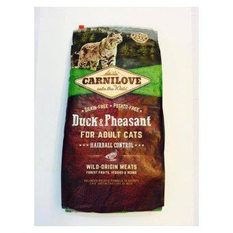 Harga Brit Carnilove Cat Adult Duck & Pheasant Grain-Free (6KG)
