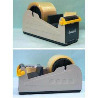 Harga Excell 3 Multi-Track Bench Tape Dispenser 3 Tape Cutter