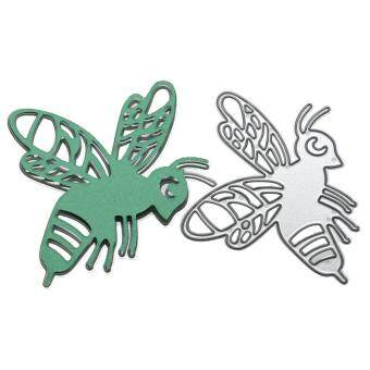 Harga Flying Bee Cutting Dies Scrapbooking Envelop DIY Card Embossing