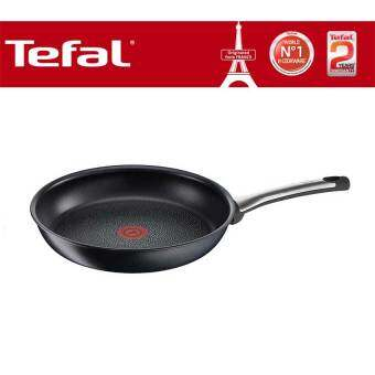 Harga Tefal Expertise Non Stick Frypan 24cm with Titanium Excellence 7 Layers Coating