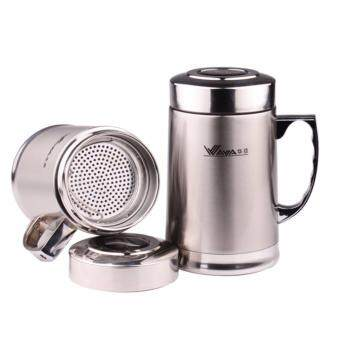 Harga 420ml MAYA Stainless Steel Vacuum Mug