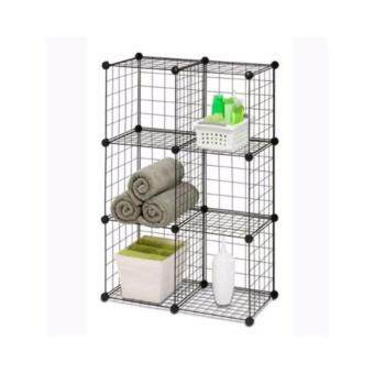 Harga F&F: DIY Accessible Wired Stackable Storage - Organizer Rack