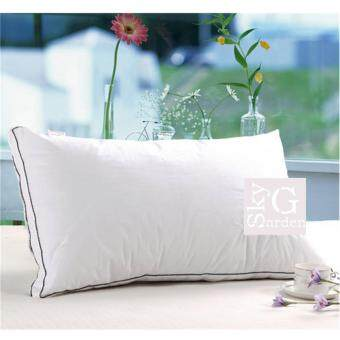 Harga International Standard Comfy Fluffy Down Sleeping Pillow