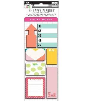 Harga Create 365 Happy Planner Sticky Notes - Brights