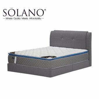 Harga Solano Direct Factory Sturdy Structure King Bed Frame with Safety Warranty