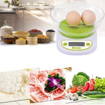 Harga BAAFFECT Kitchen Telectronic Scales Precision Digital Maximum Weighing 5kg Home Baking Scales
