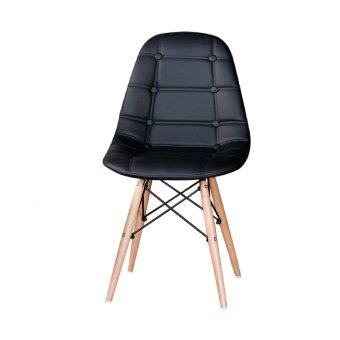 Harga LAVIN DINING CHAIR DC 9102 BLACK