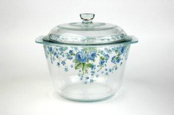 Harga Giacomo 4L Decorated Soup Tureen with Cover (Blutensia)